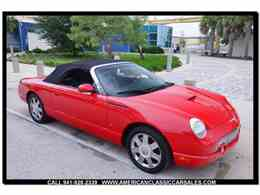 Picture of '04 Thunderbird located in Sarasota Florida - $12,440.00 Offered by American Classic Car Sales - MCAN