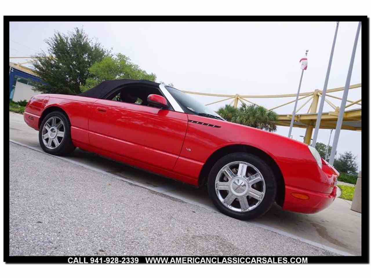 Large Picture of 2004 Thunderbird - $12,440.00 Offered by American Classic Car Sales - MCAN