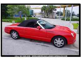 Picture of '04 Ford Thunderbird located in Sarasota Florida Offered by American Classic Car Sales - MCAN