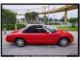 Picture of '04 Ford Thunderbird located in Sarasota Florida - $12,440.00 Offered by American Classic Car Sales - MCAN