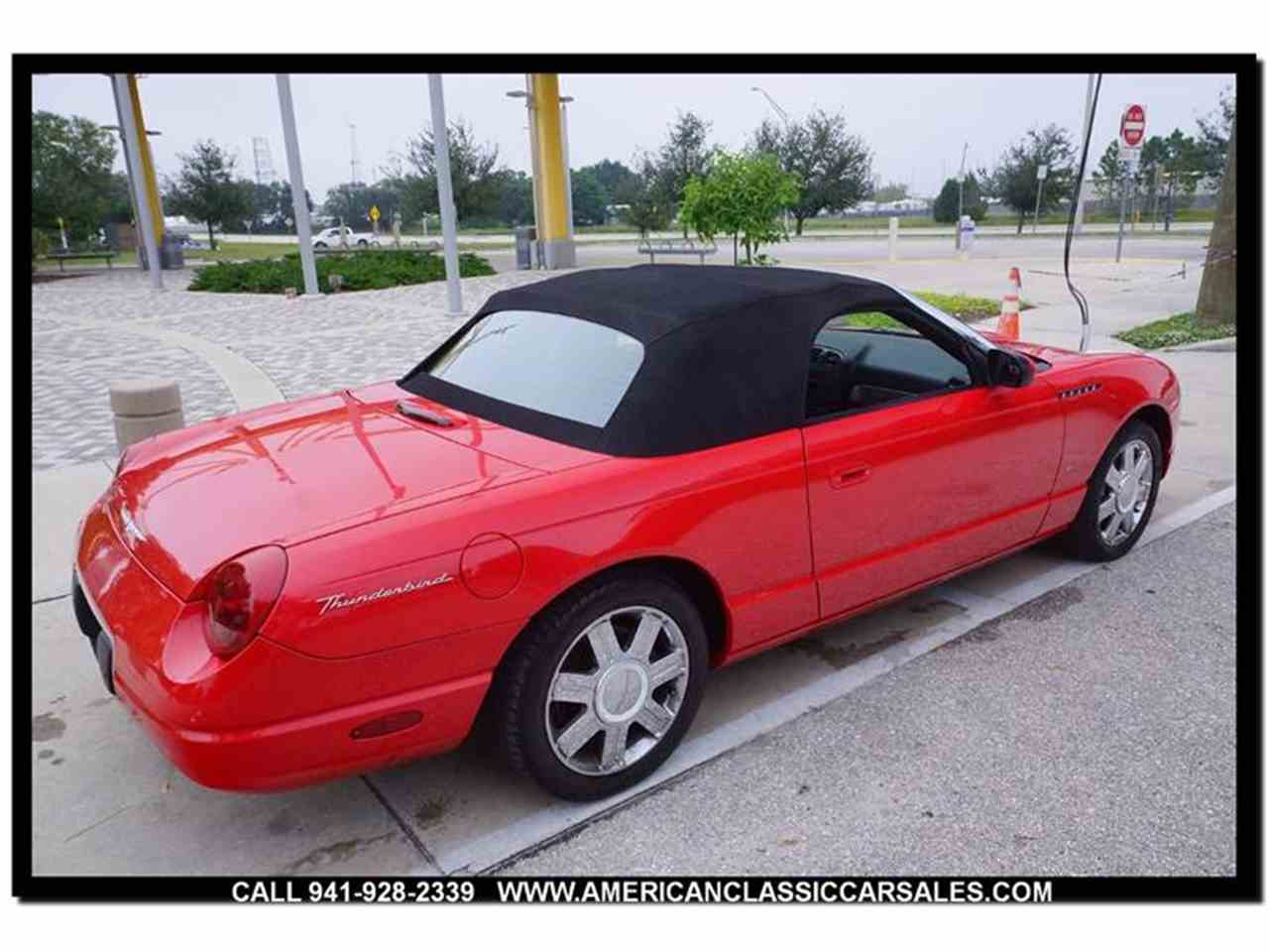 Large Picture of '04 Ford Thunderbird located in Sarasota Florida Offered by American Classic Car Sales - MCAN