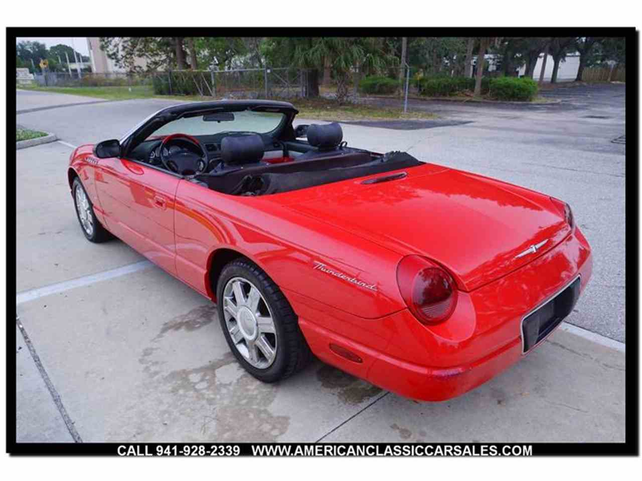 Large Picture of '04 Ford Thunderbird - MCAN