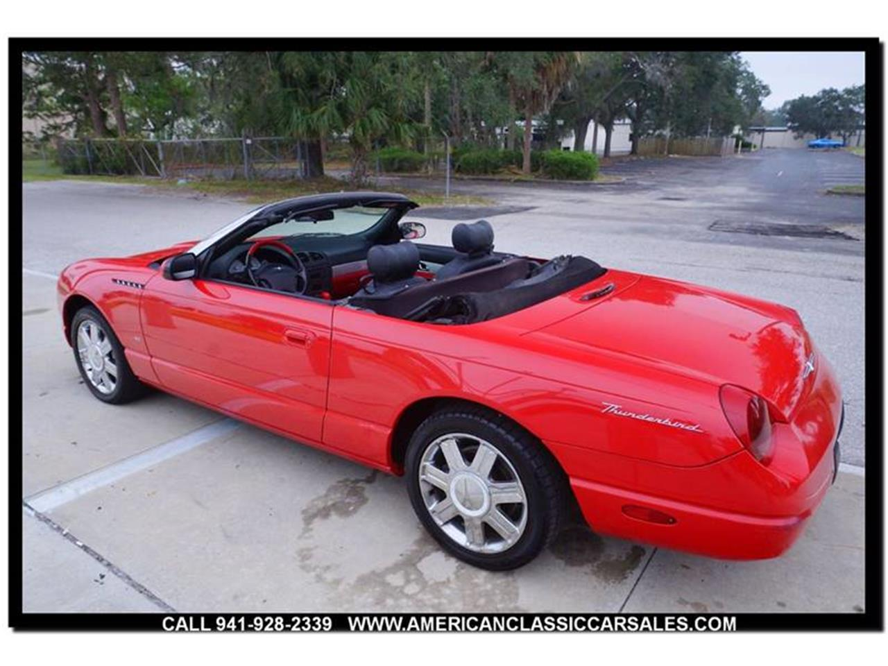 Large Picture of '04 Thunderbird - $12,440.00 Offered by American Classic Car Sales - MCAN