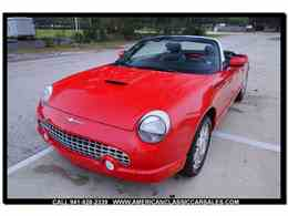 Picture of 2004 Ford Thunderbird located in Sarasota Florida - $12,440.00 Offered by American Classic Car Sales - MCAN