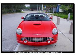 Picture of '04 Thunderbird located in Sarasota Florida Offered by American Classic Car Sales - MCAN