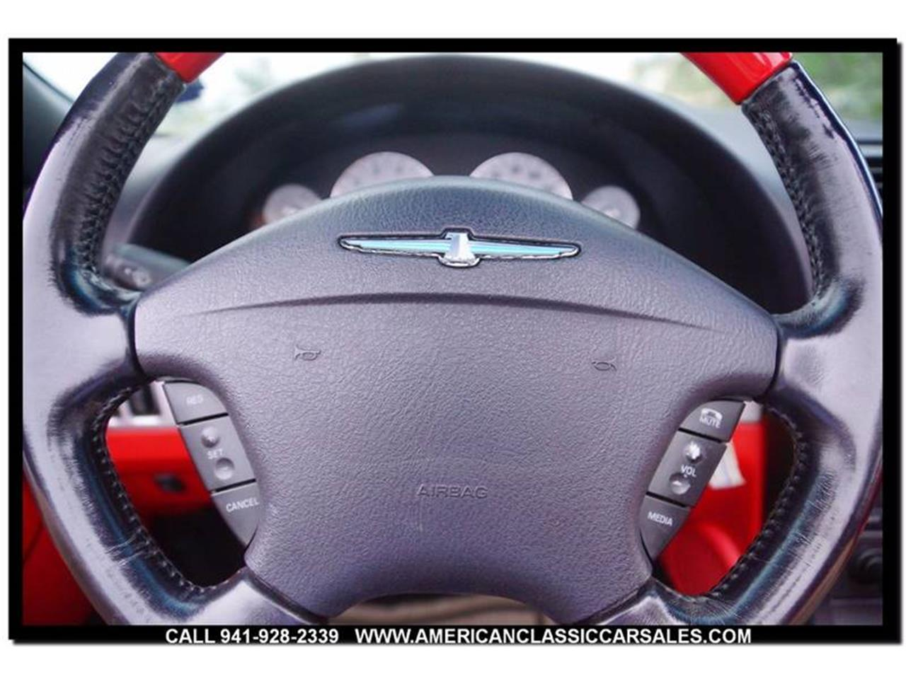 Large Picture of 2004 Ford Thunderbird Offered by American Classic Car Sales - MCAN