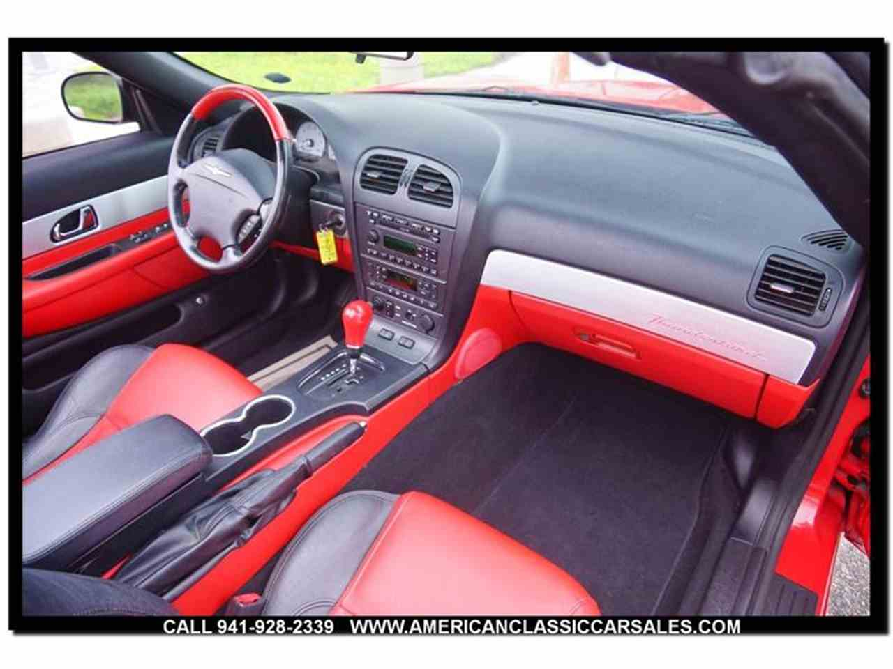 Large Picture of '04 Thunderbird located in Florida - $12,440.00 - MCAN