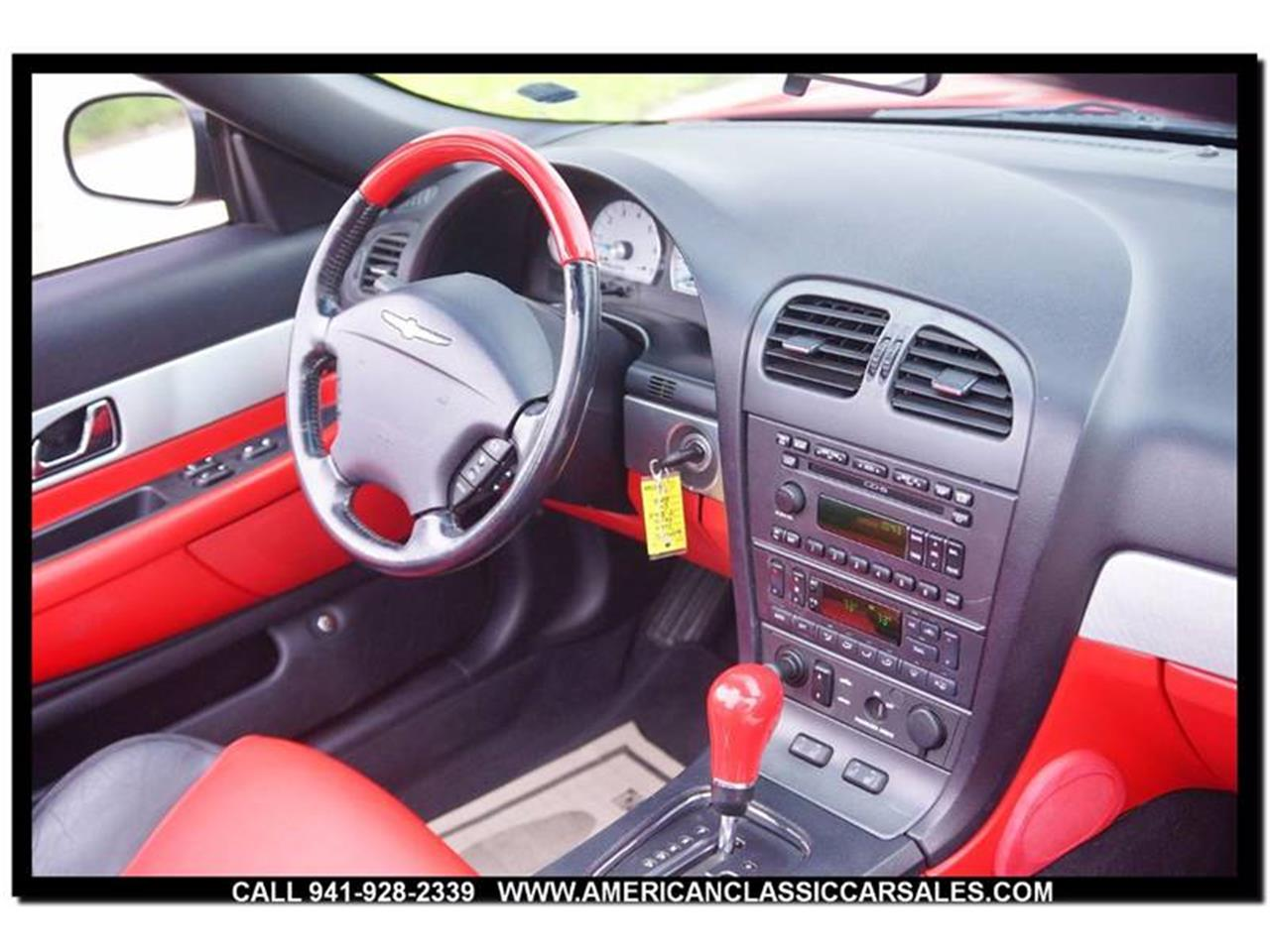 Large Picture of '04 Ford Thunderbird located in Sarasota Florida - $12,440.00 Offered by American Classic Car Sales - MCAN