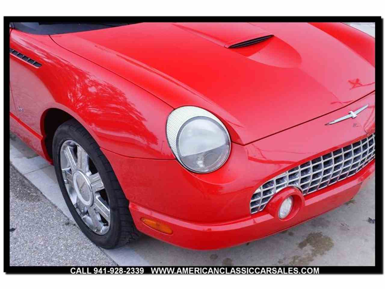 Large Picture of '04 Ford Thunderbird located in Florida - $12,440.00 - MCAN