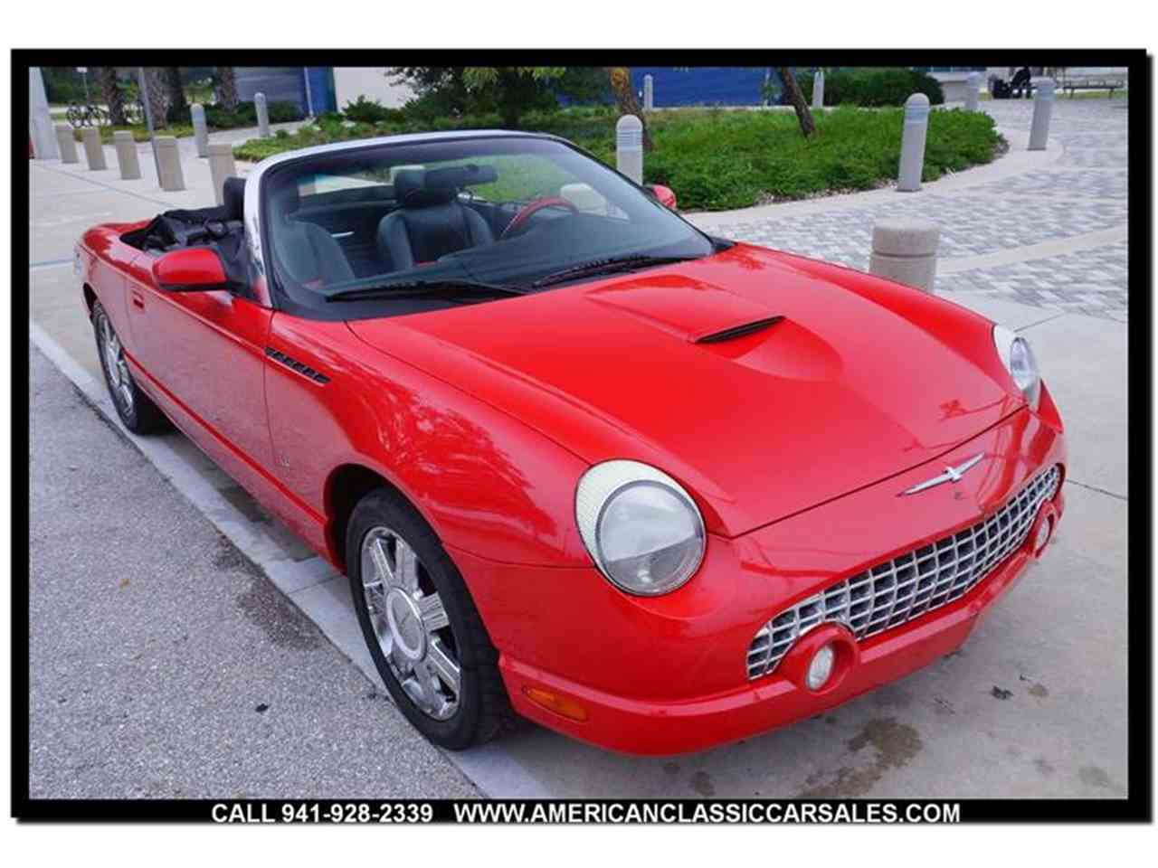 Large Picture of 2004 Ford Thunderbird located in Sarasota Florida Offered by American Classic Car Sales - MCAN