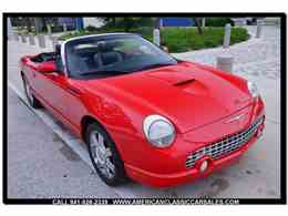 Picture of '04 Ford Thunderbird located in Florida - $12,440.00 Offered by American Classic Car Sales - MCAN