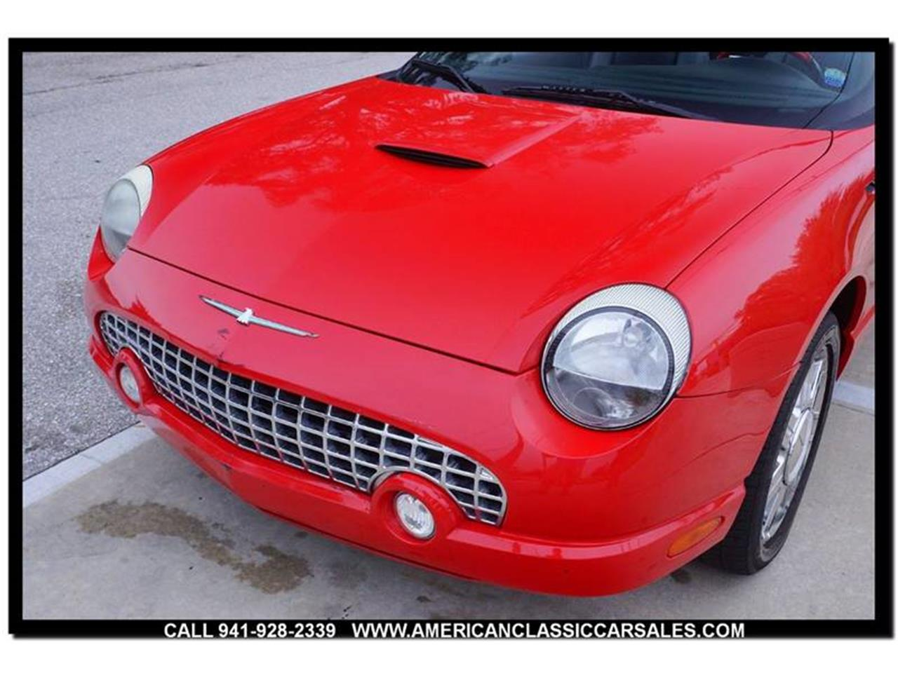 Large Picture of '04 Ford Thunderbird located in Florida - $12,440.00 Offered by American Classic Car Sales - MCAN