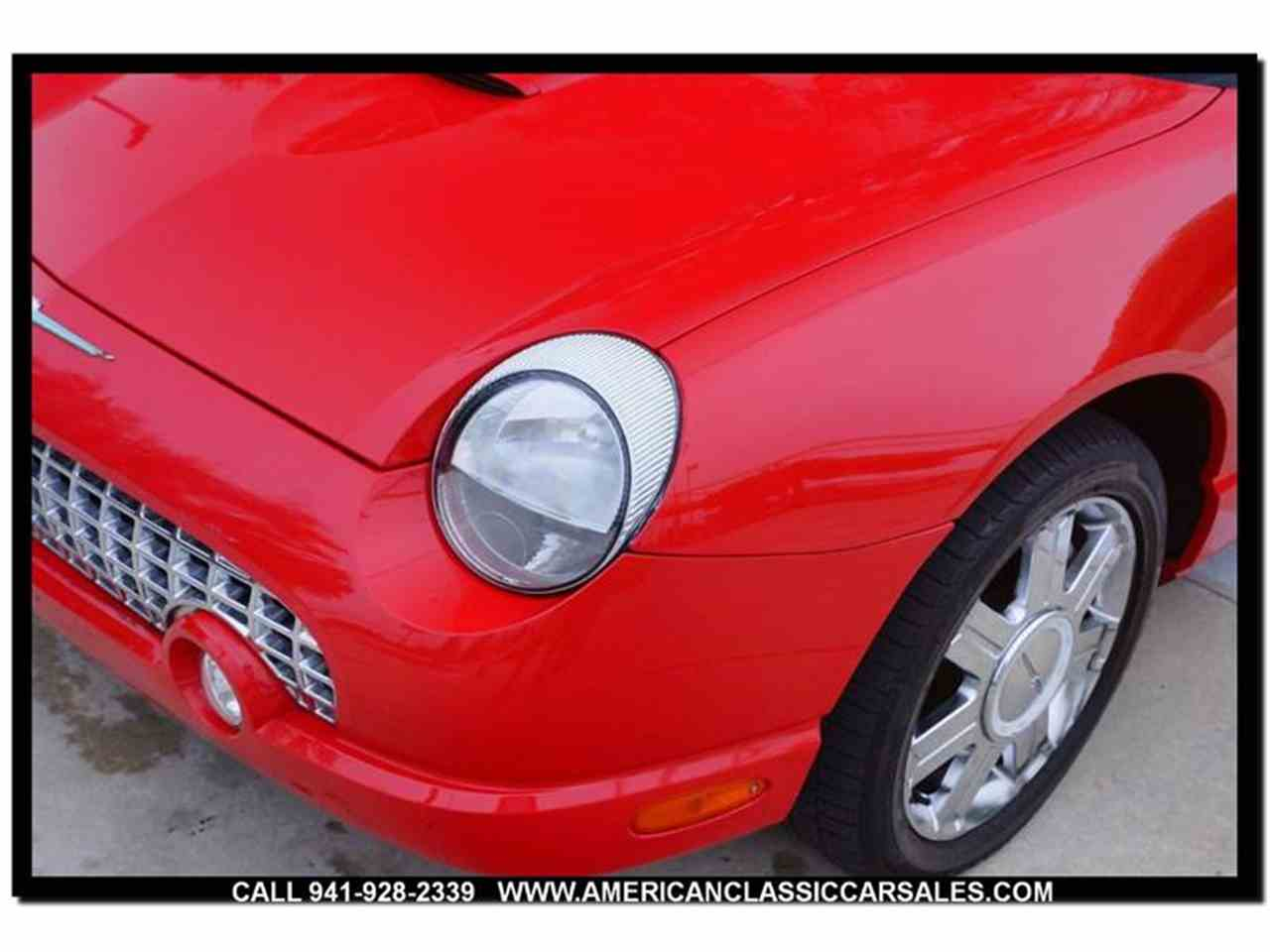 Large Picture of '04 Thunderbird located in Sarasota Florida - $12,440.00 Offered by American Classic Car Sales - MCAN