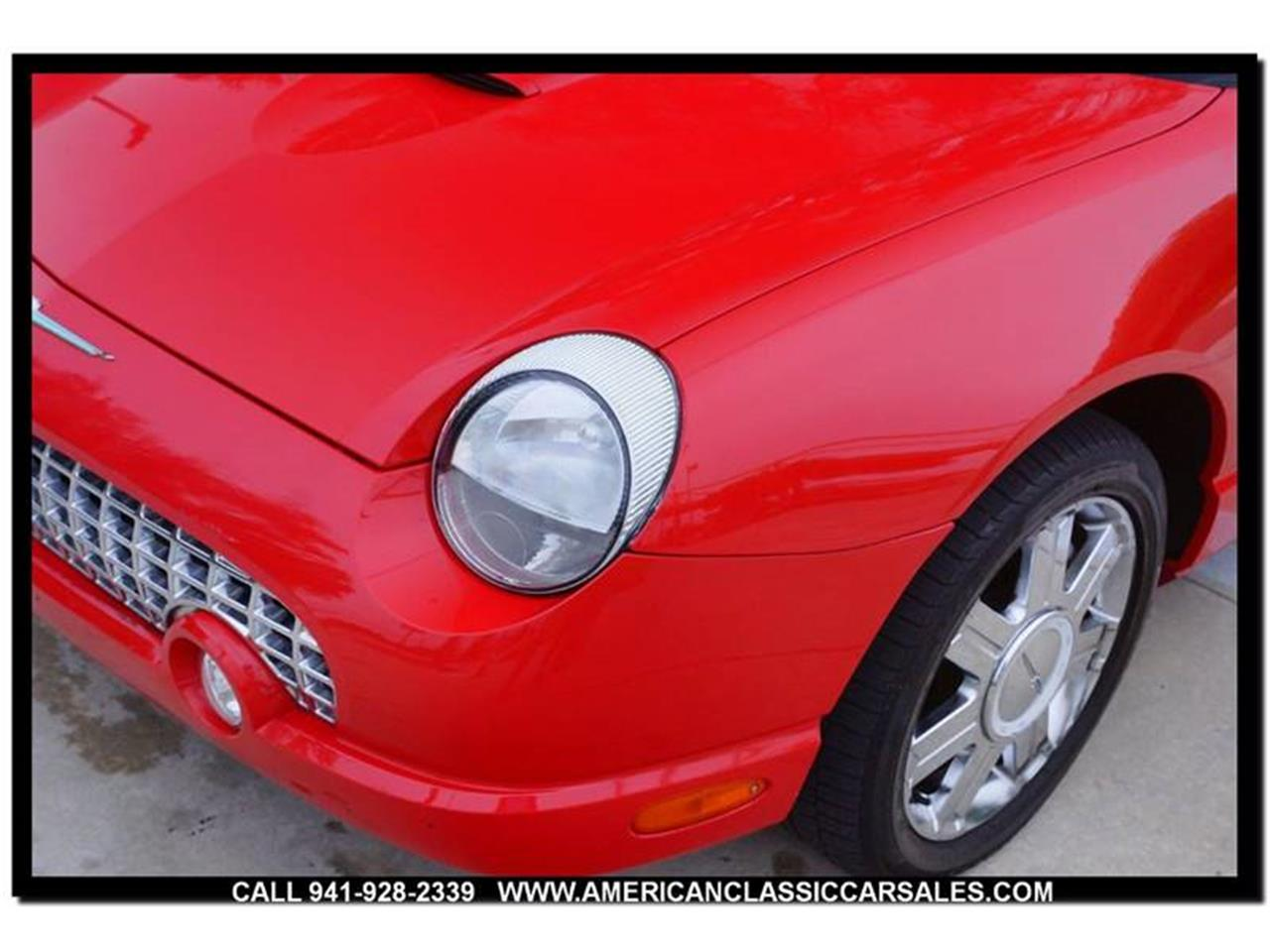 Large Picture of 2004 Ford Thunderbird - $12,440.00 Offered by American Classic Car Sales - MCAN