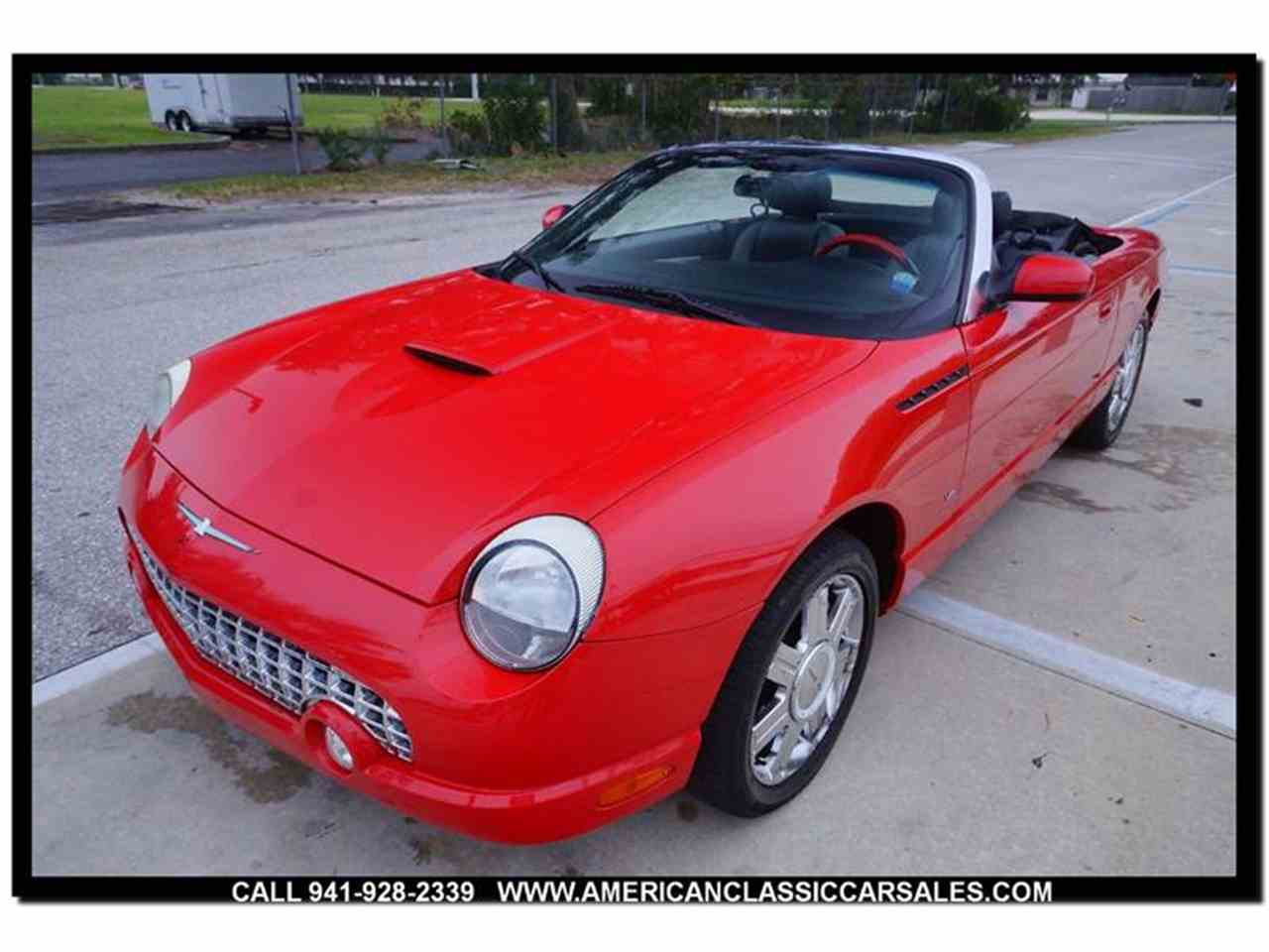 Large Picture of '04 Ford Thunderbird - $12,440.00 Offered by American Classic Car Sales - MCAN