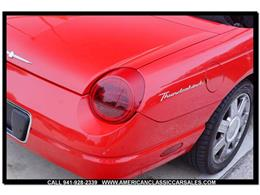 Picture of 2004 Thunderbird - $12,440.00 Offered by American Classic Car Sales - MCAN