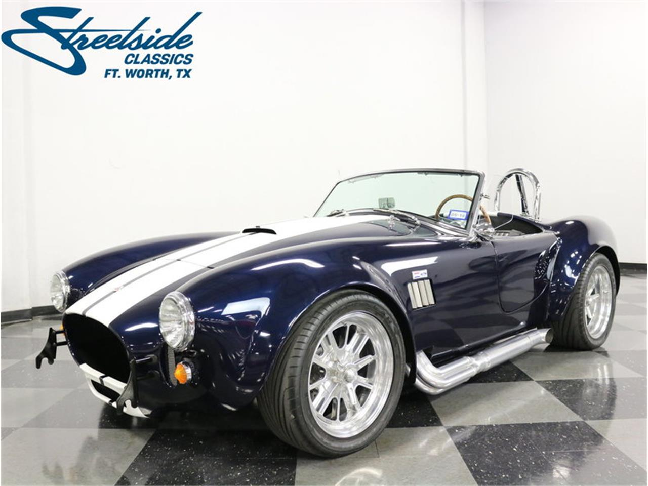 For sale 1967 shelby cobra replica in ft worth texas