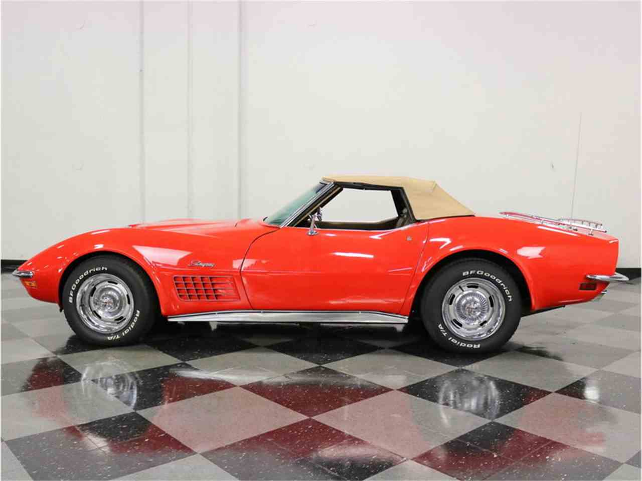Large Picture of '71 Corvette located in Texas - $37,995.00 - MCB2