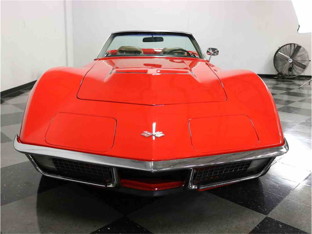 Large Picture of Classic '71 Chevrolet Corvette located in Texas - $37,995.00 - MCB2