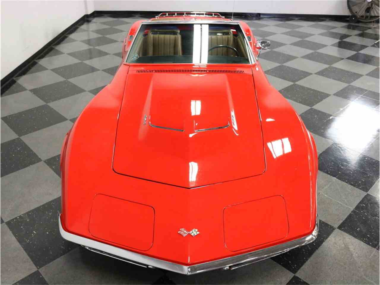 Large Picture of '71 Corvette Offered by Streetside Classics - Dallas / Fort Worth - MCB2