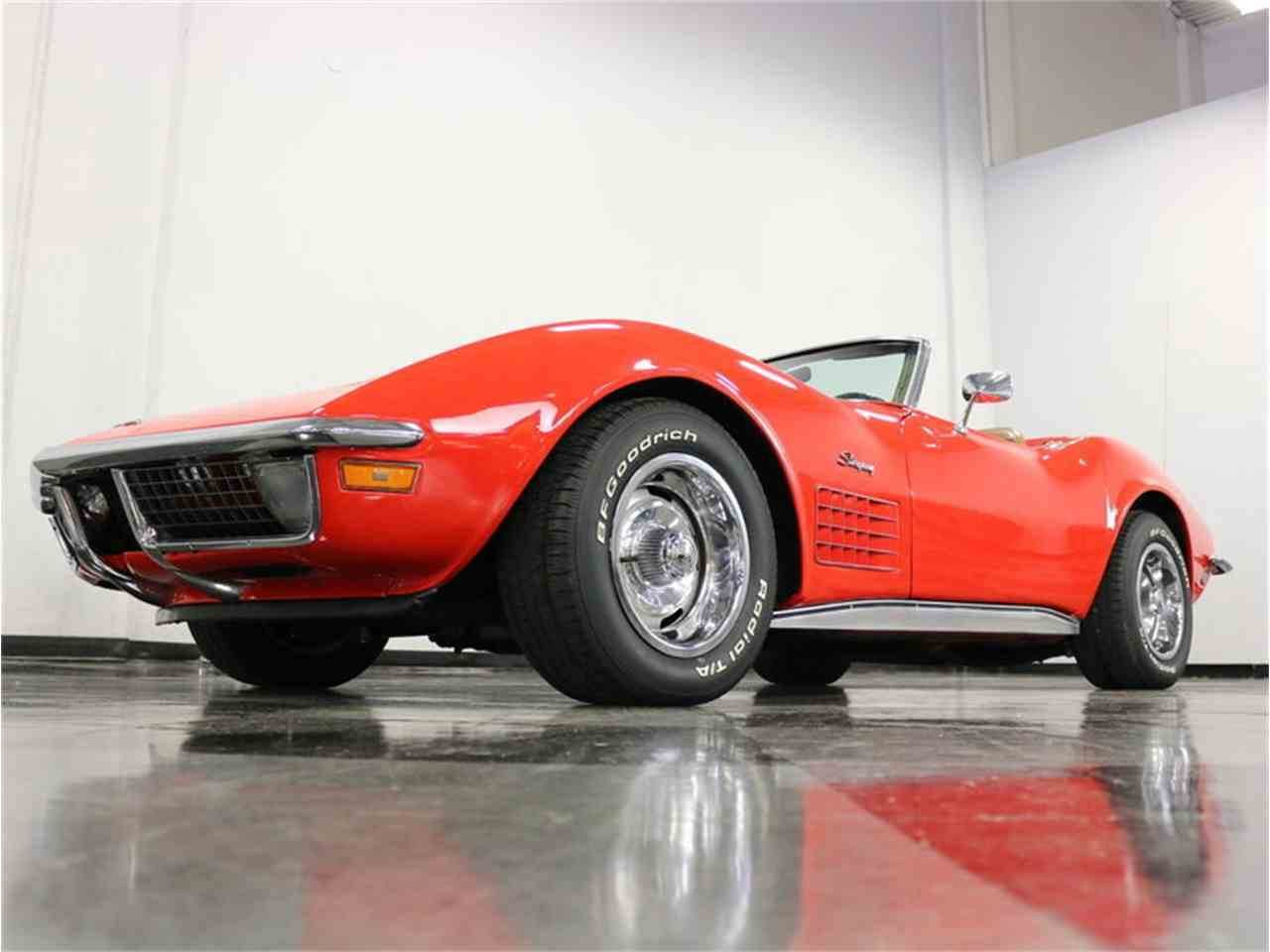 Large Picture of Classic 1971 Chevrolet Corvette located in Ft Worth Texas Offered by Streetside Classics - Dallas / Fort Worth - MCB2