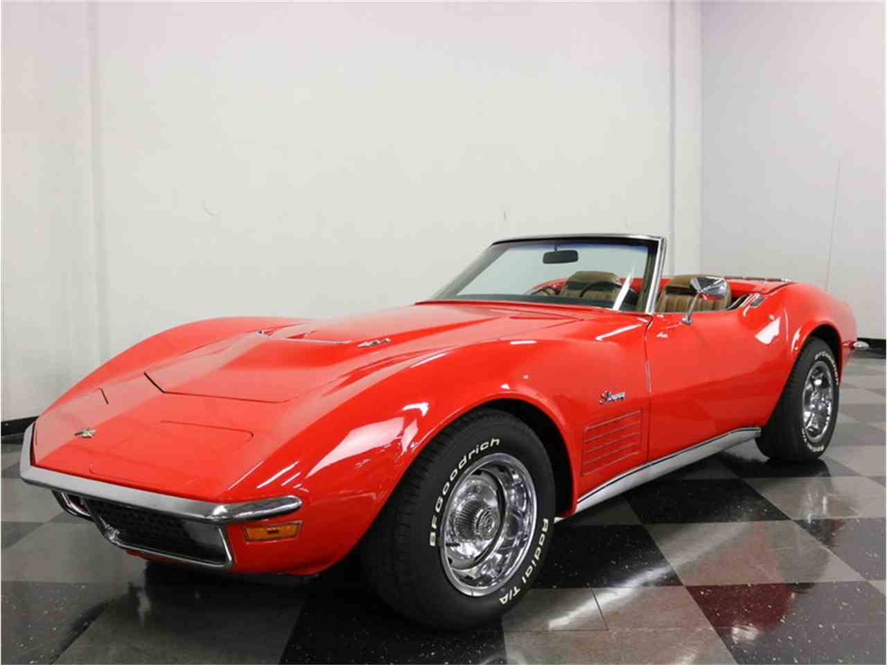 Large Picture of '71 Corvette located in Ft Worth Texas Offered by Streetside Classics - Dallas / Fort Worth - MCB2