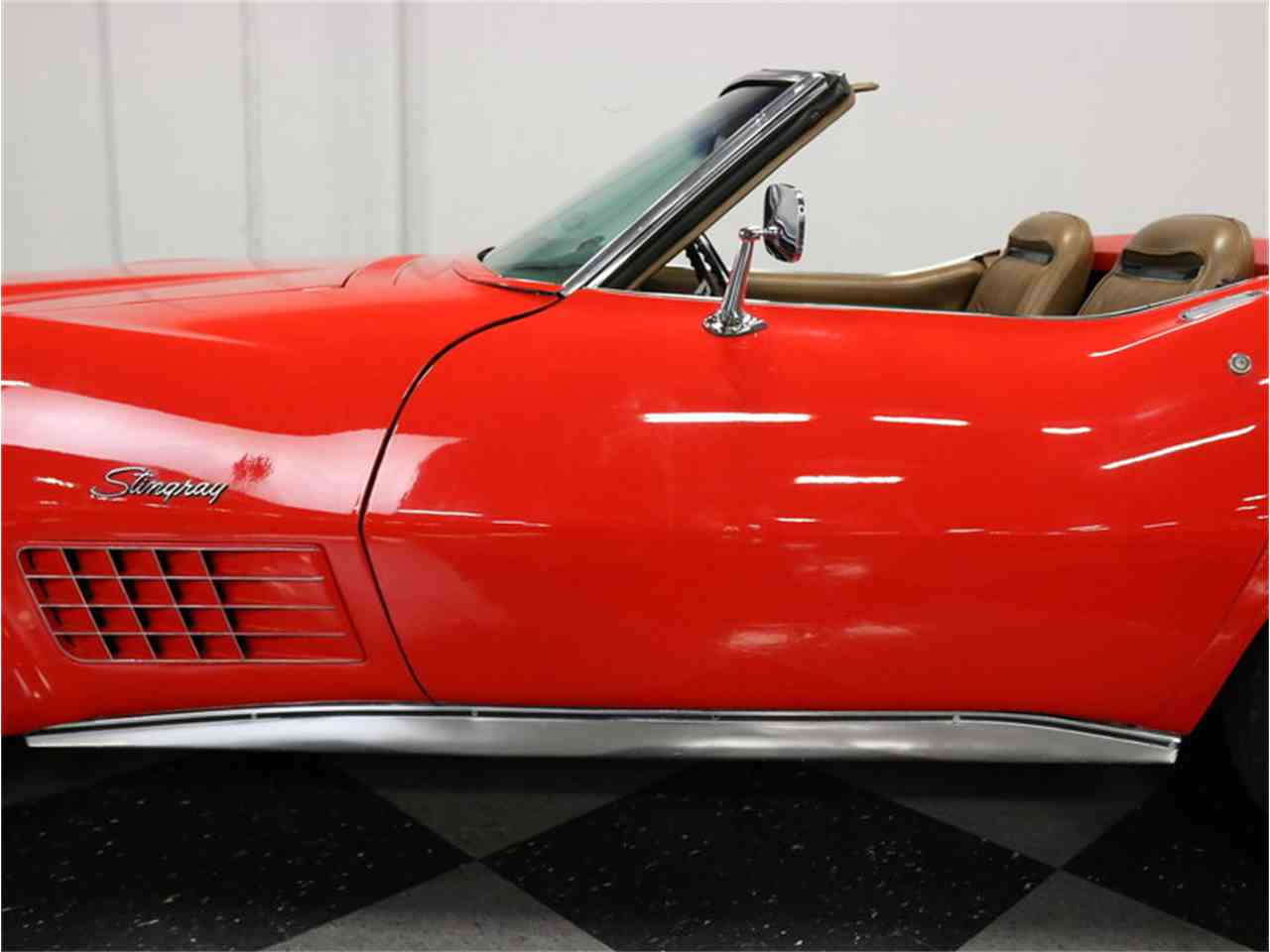 Large Picture of 1971 Corvette Offered by Streetside Classics - Dallas / Fort Worth - MCB2