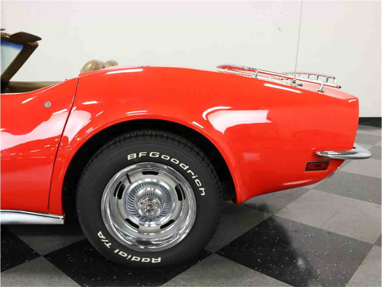 Large Picture of Classic '71 Chevrolet Corvette located in Texas - MCB2