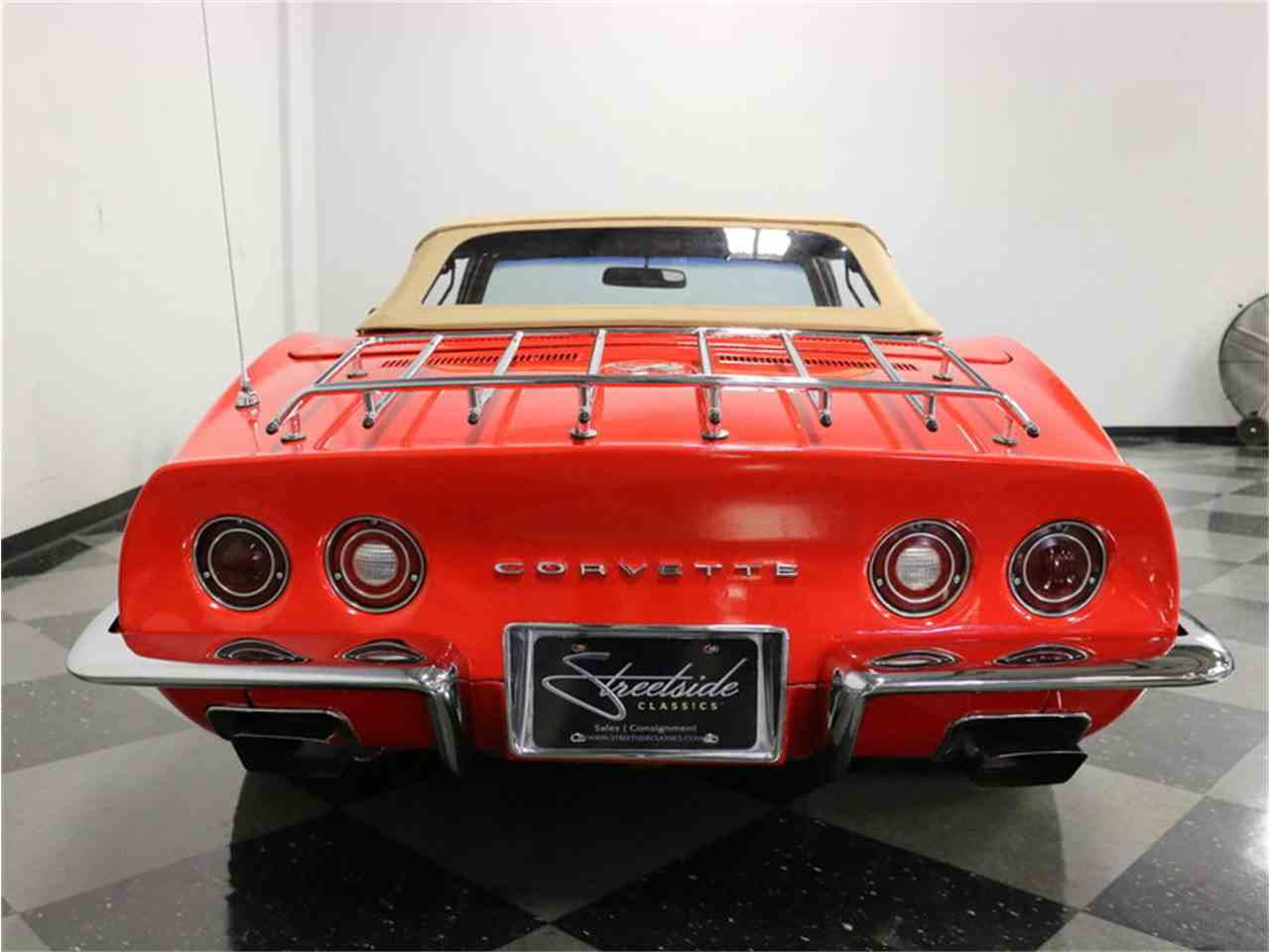 Large Picture of Classic 1971 Corvette - $37,995.00 Offered by Streetside Classics - Dallas / Fort Worth - MCB2