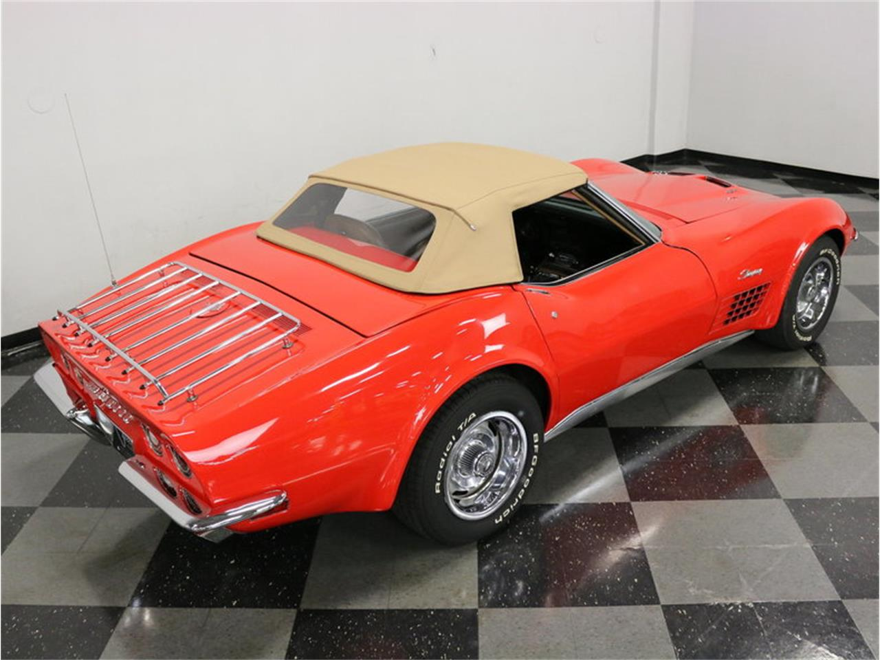 Large Picture of '71 Corvette - MCB2