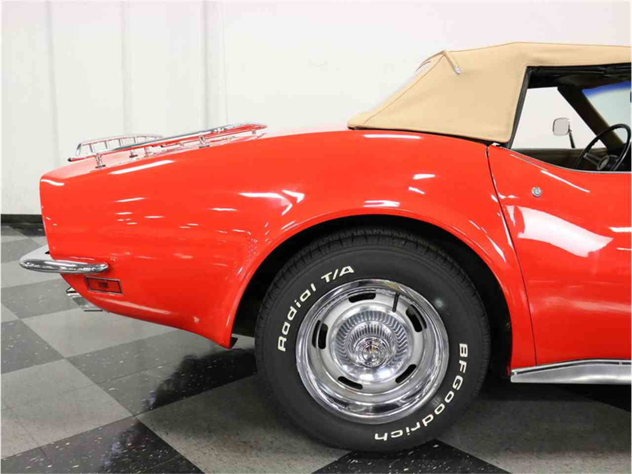 Large Picture of 1971 Chevrolet Corvette located in Ft Worth Texas - $37,995.00 Offered by Streetside Classics - Dallas / Fort Worth - MCB2