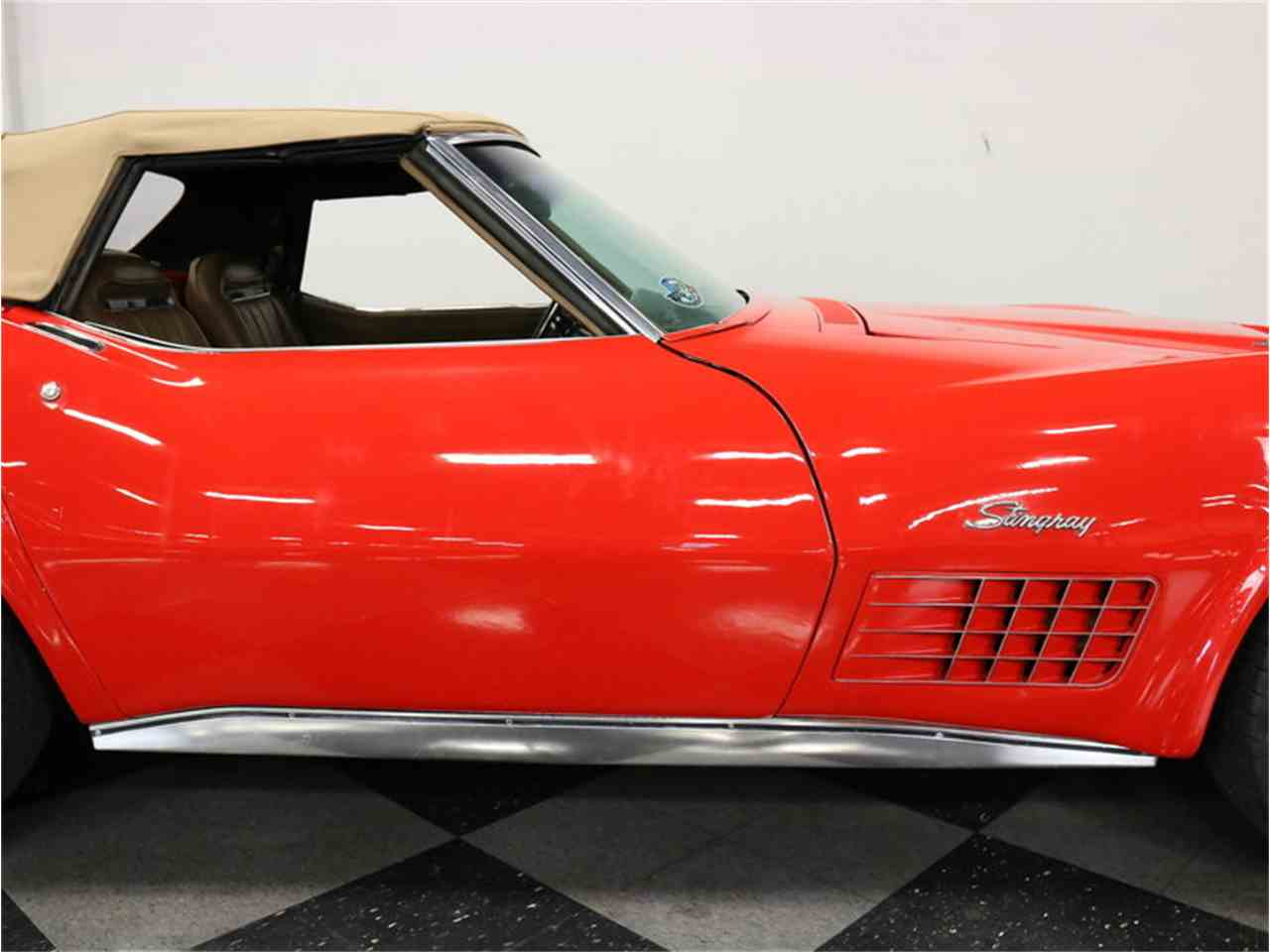 Large Picture of 1971 Chevrolet Corvette - MCB2