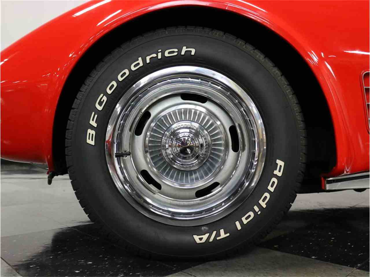 Large Picture of Classic '71 Chevrolet Corvette - $37,995.00 Offered by Streetside Classics - Dallas / Fort Worth - MCB2