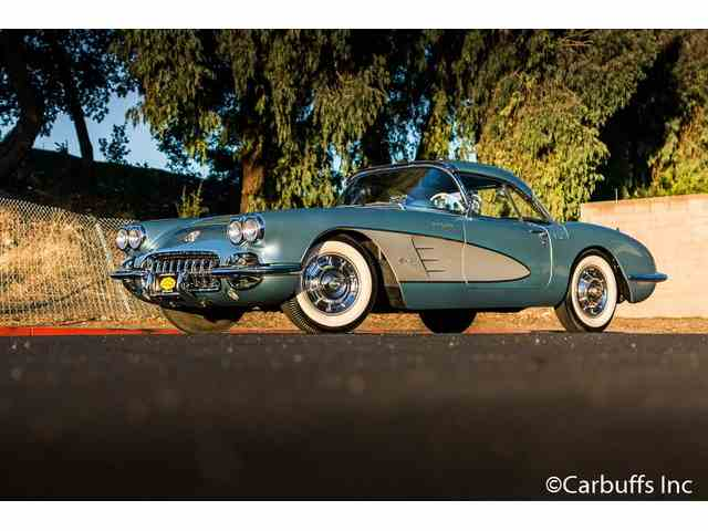 Picture of 1958 Corvette located in California - MCB3
