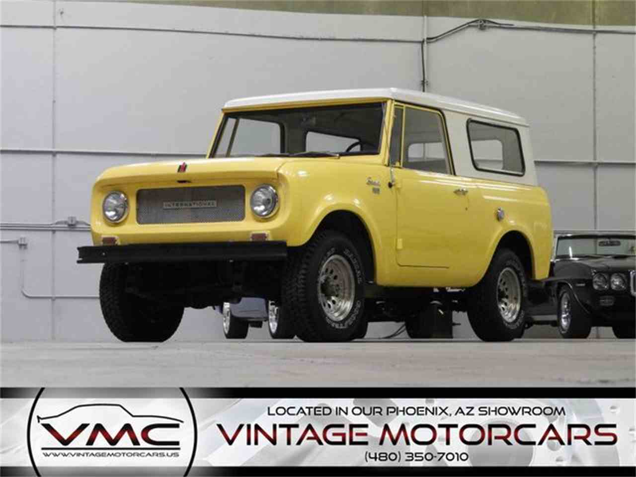 Large Picture of '67 Scout - MCBM