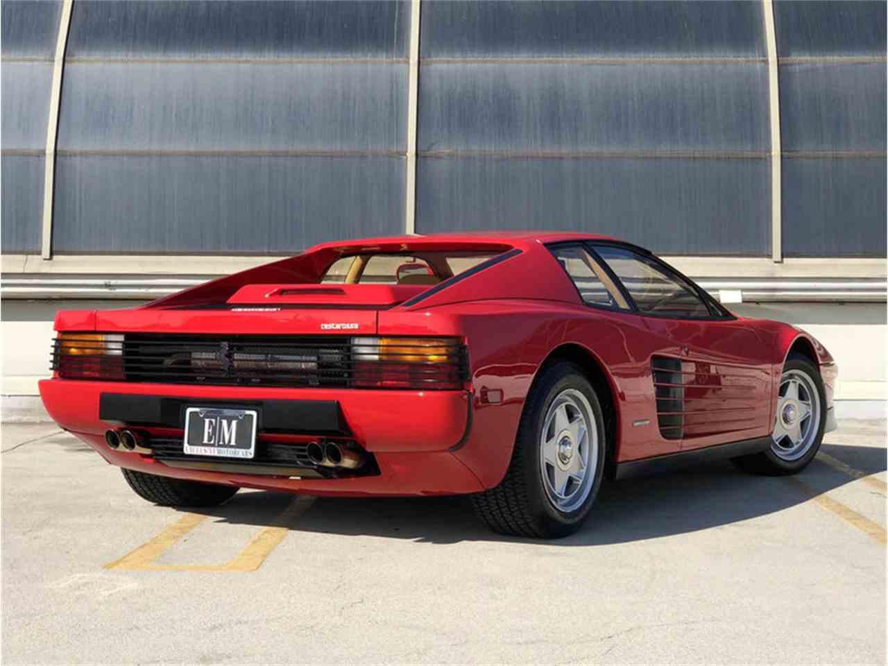 1986 Ferrari Testarossa for Sale | ClassicCars.com | CC-1042407