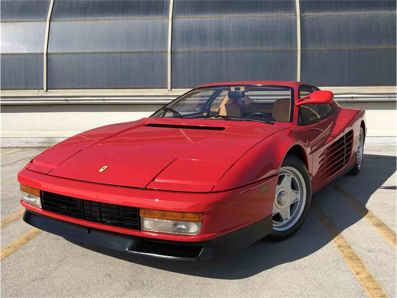 ferrari classifieds es coupe pistonheads white eindhoven sale testarossa lhd cars for used in