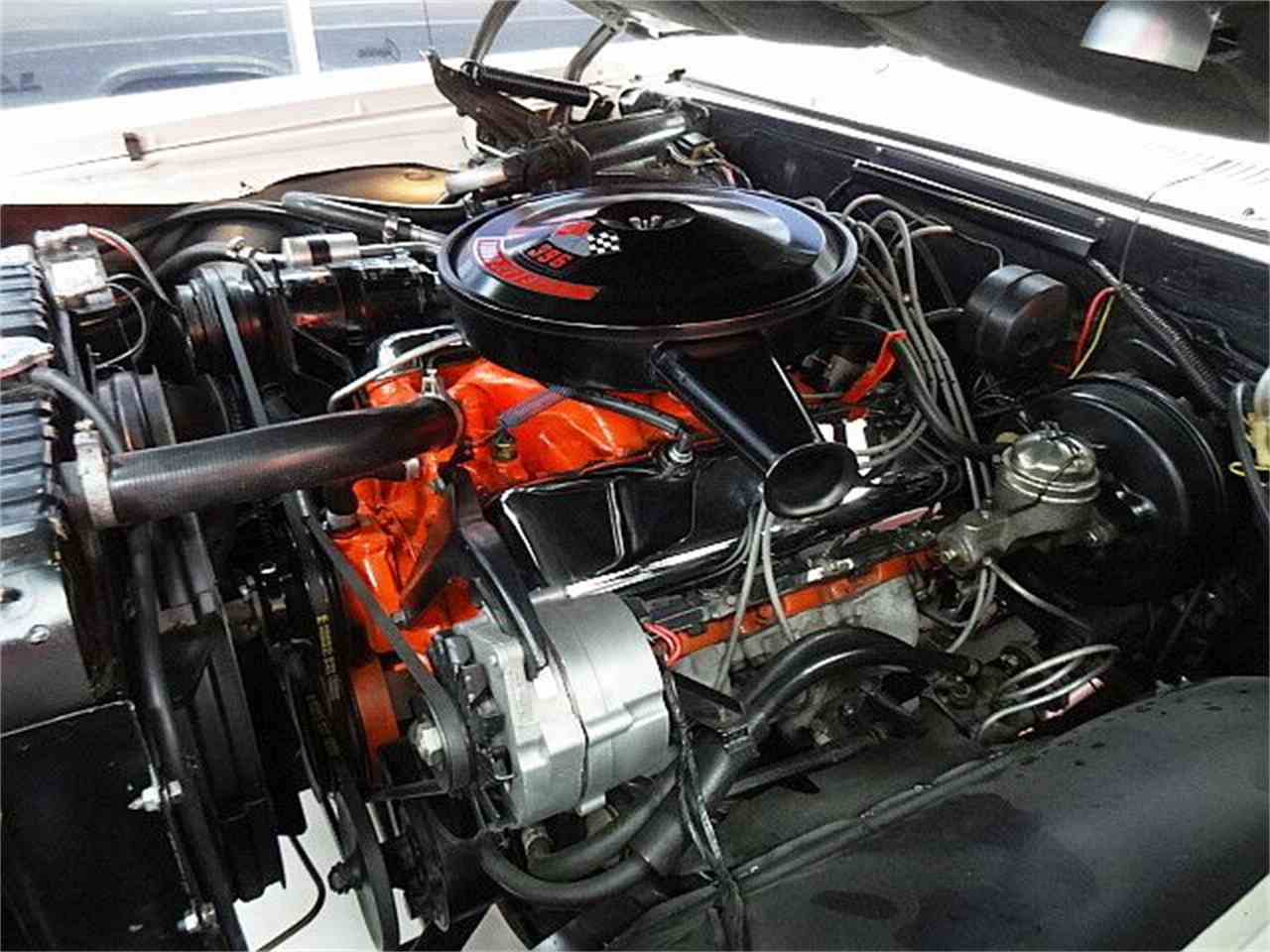 Large Picture of '66 Chevrolet Caprice located in Bonner Springs Kansas Offered by Wagners Classic Cars - MCBU