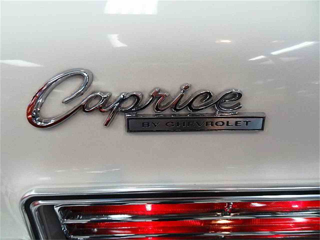 Large Picture of 1966 Caprice Offered by Wagners Classic Cars - MCBU