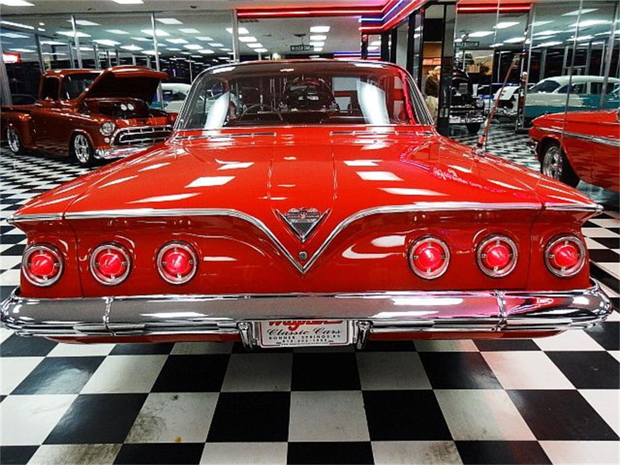 Large Picture of '61 Impala - MCBW