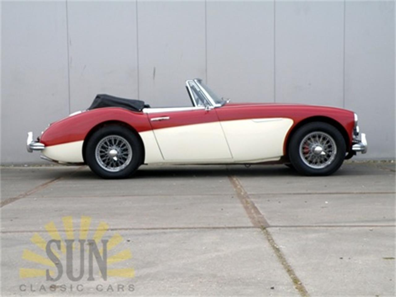 Large Picture of '63 Austin-Healey 3000 Mark II located in Noord Brabant - MCD8