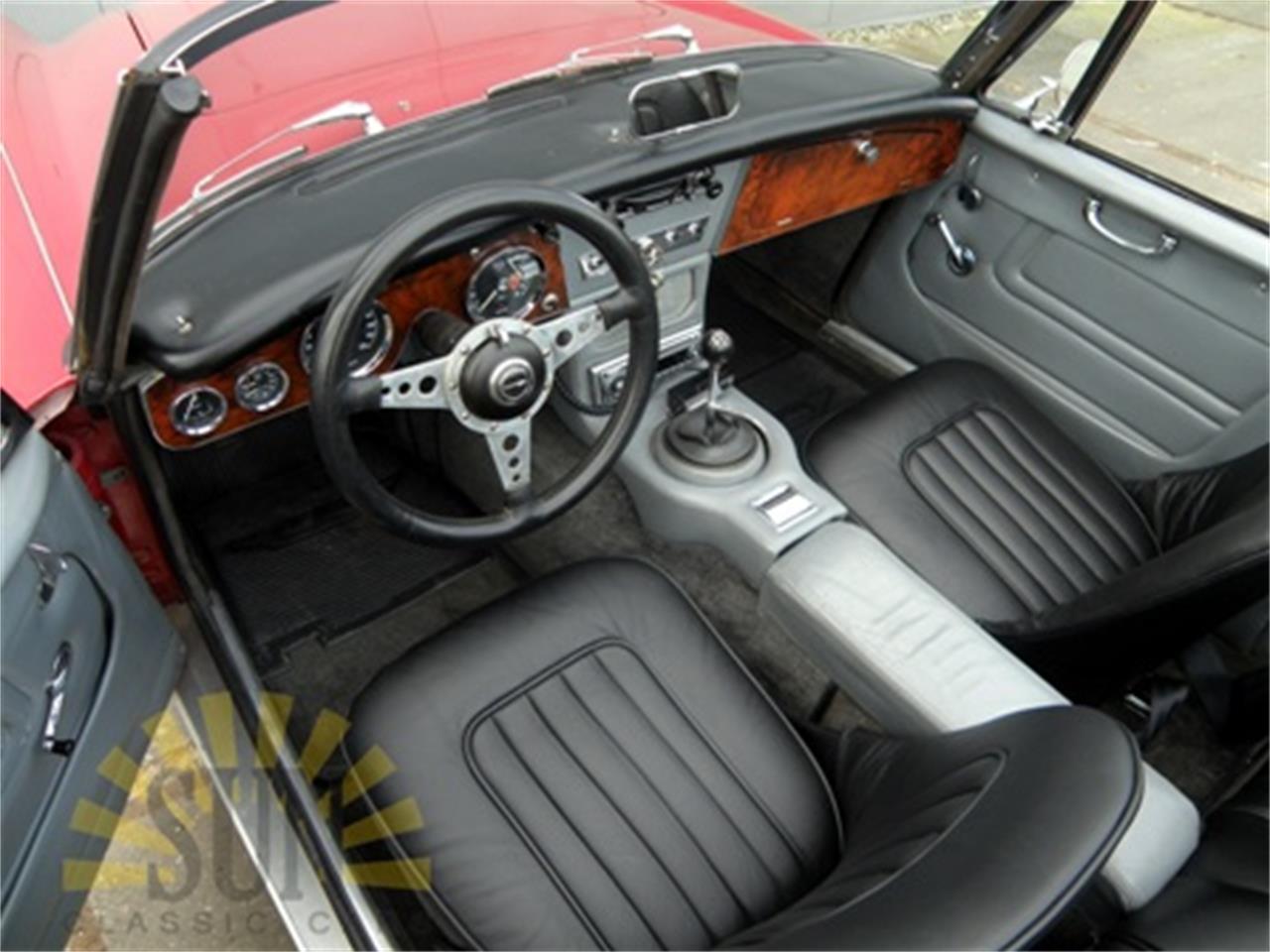Large Picture of '63 Austin-Healey 3000 Mark II located in Waalwijk Noord Brabant - $76,500.00 - MCD8