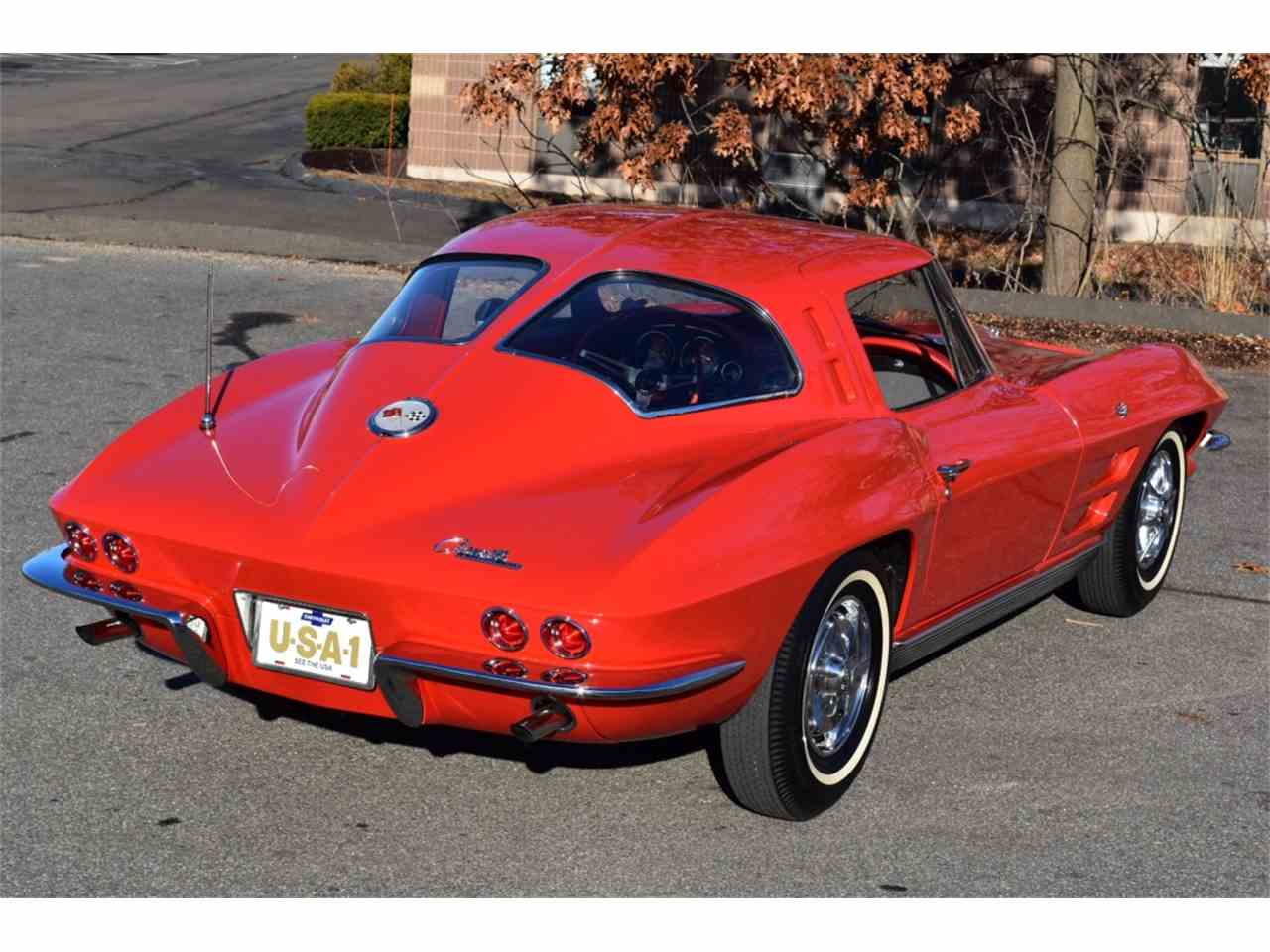 1963 chevrolet corvette for sale cc 1042464. Black Bedroom Furniture Sets. Home Design Ideas