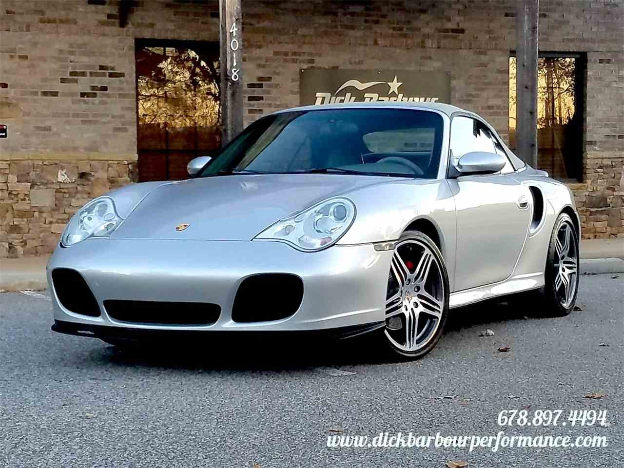 Large Picture of 2004 911 Carrera Turbo located in Georgia - $55,000.00 - MCDK
