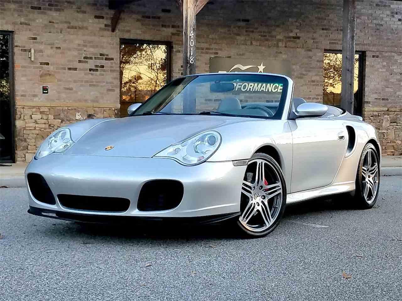 Large Picture of '04 Porsche 911 Carrera Turbo located in Oakwood Georgia - $55,000.00 - MCDK