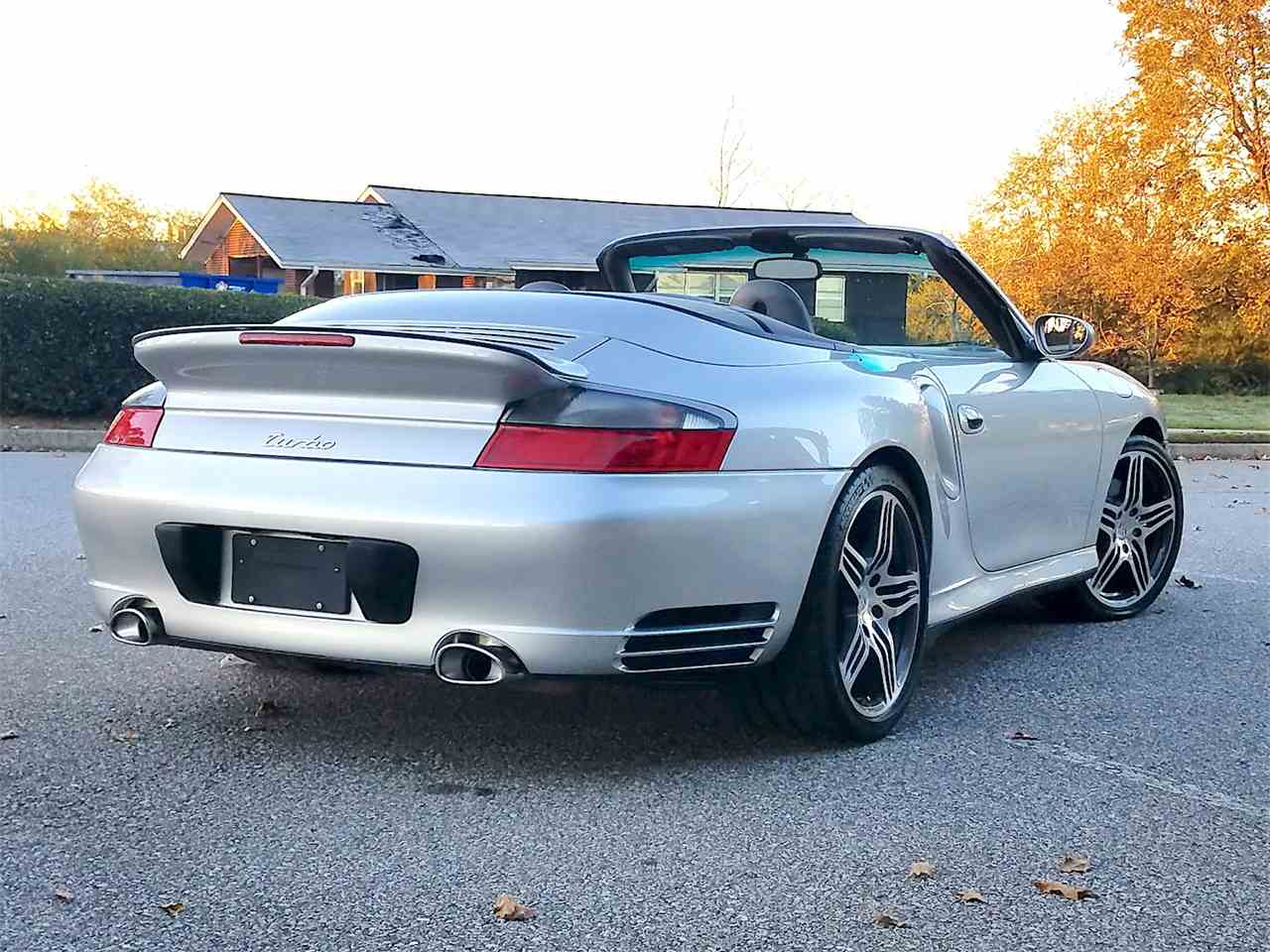 Large Picture of '04 911 Carrera Turbo Offered by Dick Barbour Performance - MCDK