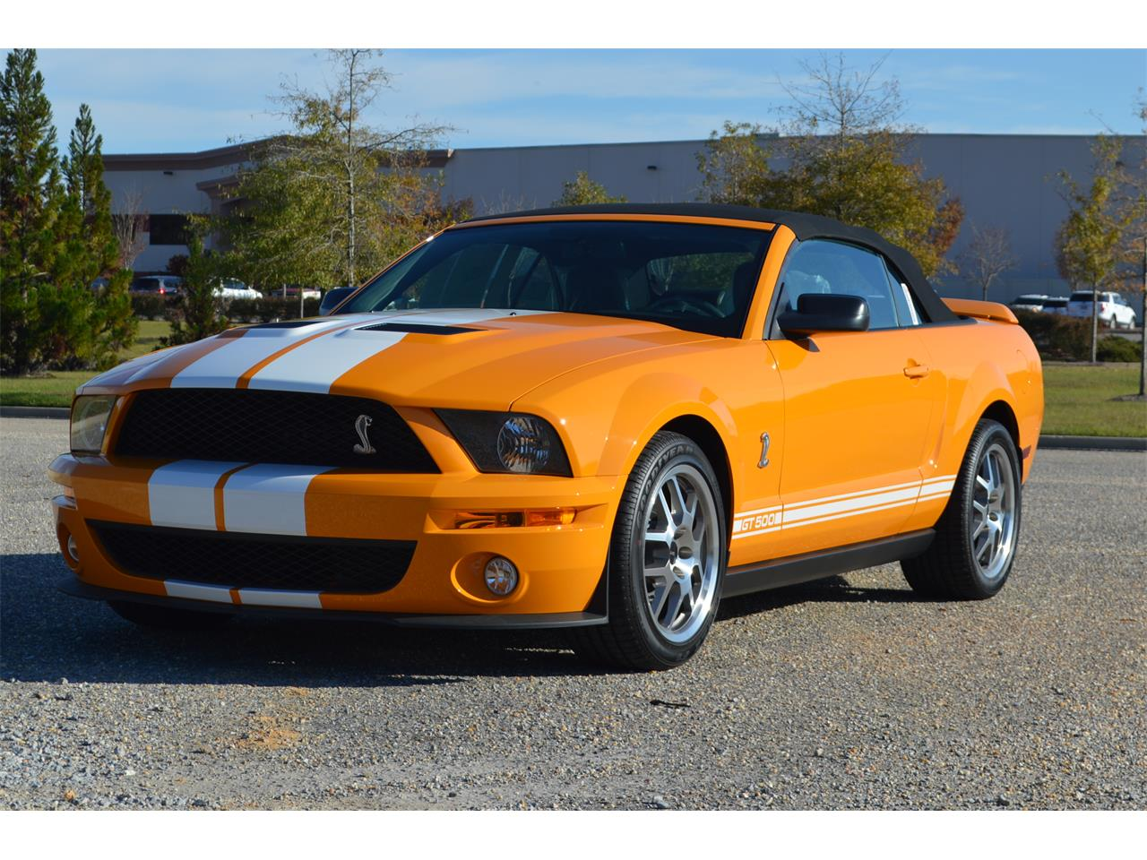 Large Picture of '07 Mustang located in Alabama - $42,900.00 Offered by Leaded Gas Classics - MCE4