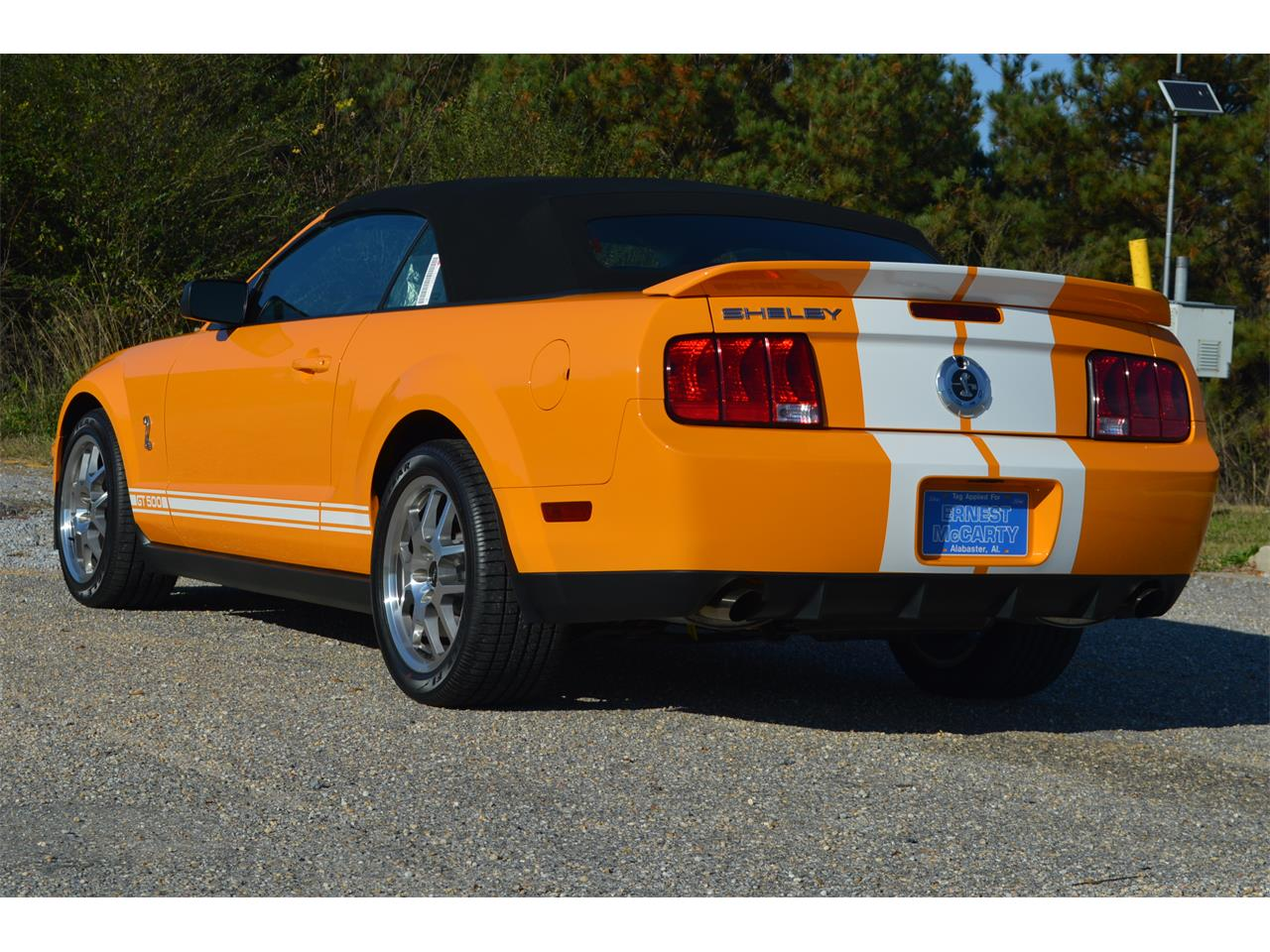 Large Picture of '07 Ford Mustang - MCE4