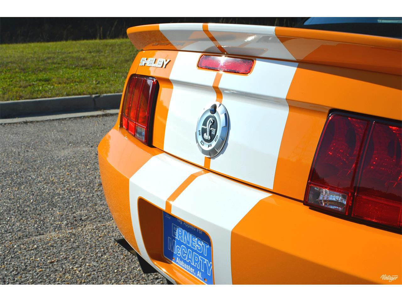 Large Picture of 2007 Ford Mustang located in Alabama - $42,900.00 Offered by Leaded Gas Classics - MCE4