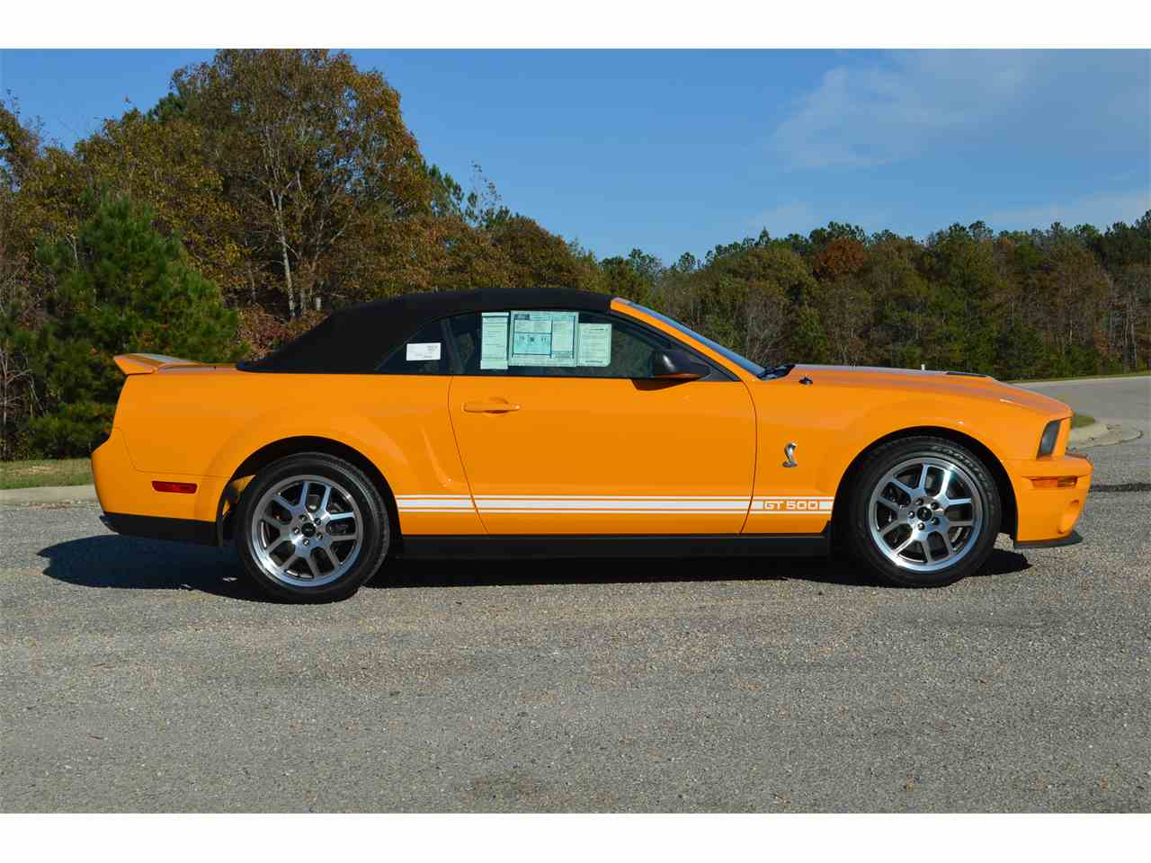 Large Picture of '07 Mustang - MCE4